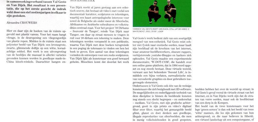 hARt #101 | Pop Art: The next level – Yannick Val Gesto, Bart Van Dijck