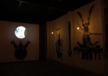 Base-Alpha Gallery. Dunsmuir. (Solo)