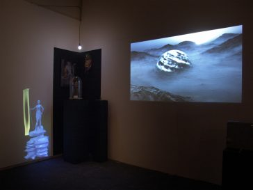 Missing Link. Artspace Flipside. (Curatorial | group show)