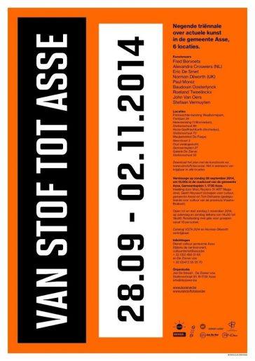 Upcoming: Avantgarde ist keine Strömung | BORG Bienale | Van Stof tot Asse Trienale
