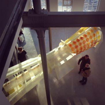 Inertia: a new video installation
