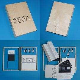 Inertia   video installation   edition of 3, 2015