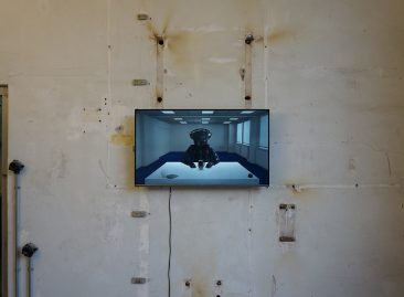 Installation view, Studio Omstand, 2016, Alexandra Crouwers