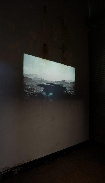 Installation view, Studio Omstand, Arnhem (NL), 2016, Alexandra Crouwers