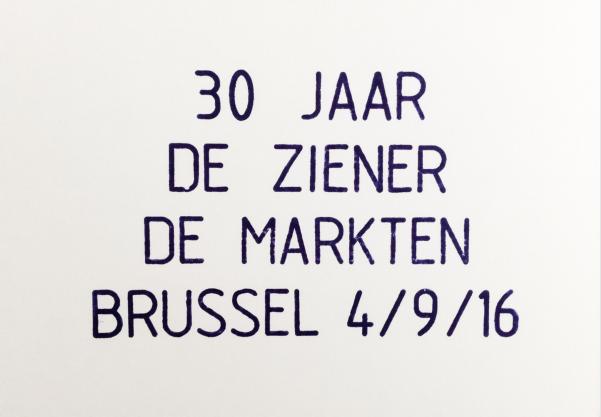 Coming up: 30 Jaar de Ziener, Brussels & Pulsar