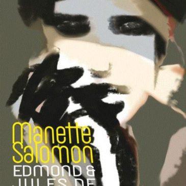 Manette Salomon – Edmond en Jules de Goncourt ~ boekbespreking