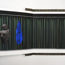 Alexandra Crouwers, leporello, 2017