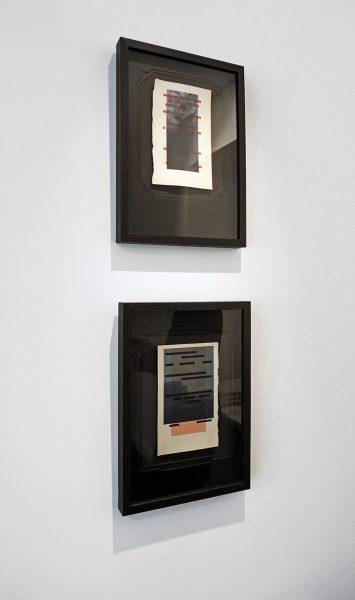 'Impact van het hoogst onwaarschijnlijke', Black Swan Gallery, Brugge. Alexandra Crouwers.