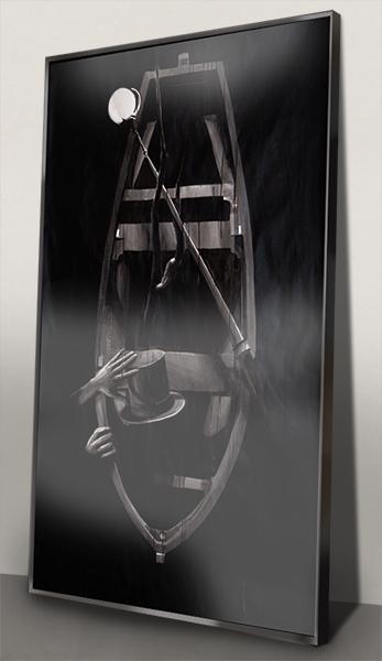 BOAT, Alexandra Crouwers, 2011