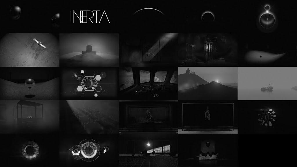Inertia, Alexandra Crouwers, 3D animation, 2015
