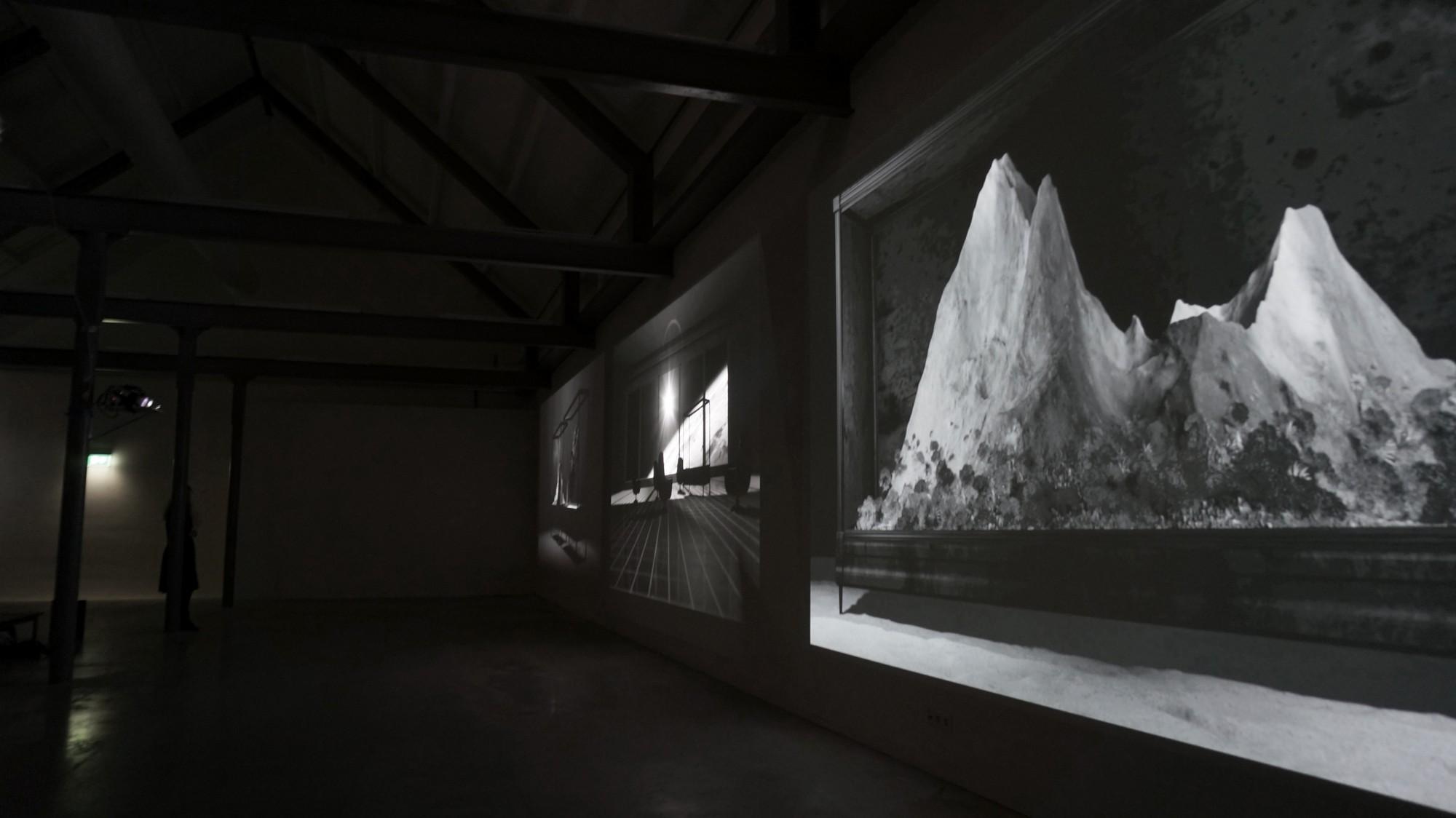 Alexandra Crouwers, De Cacaofabriek, Inertia