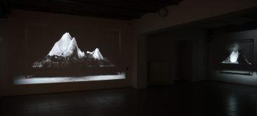 Installation view Inertia Van Stof Tot Asse 2014 Alexandra Crouwers