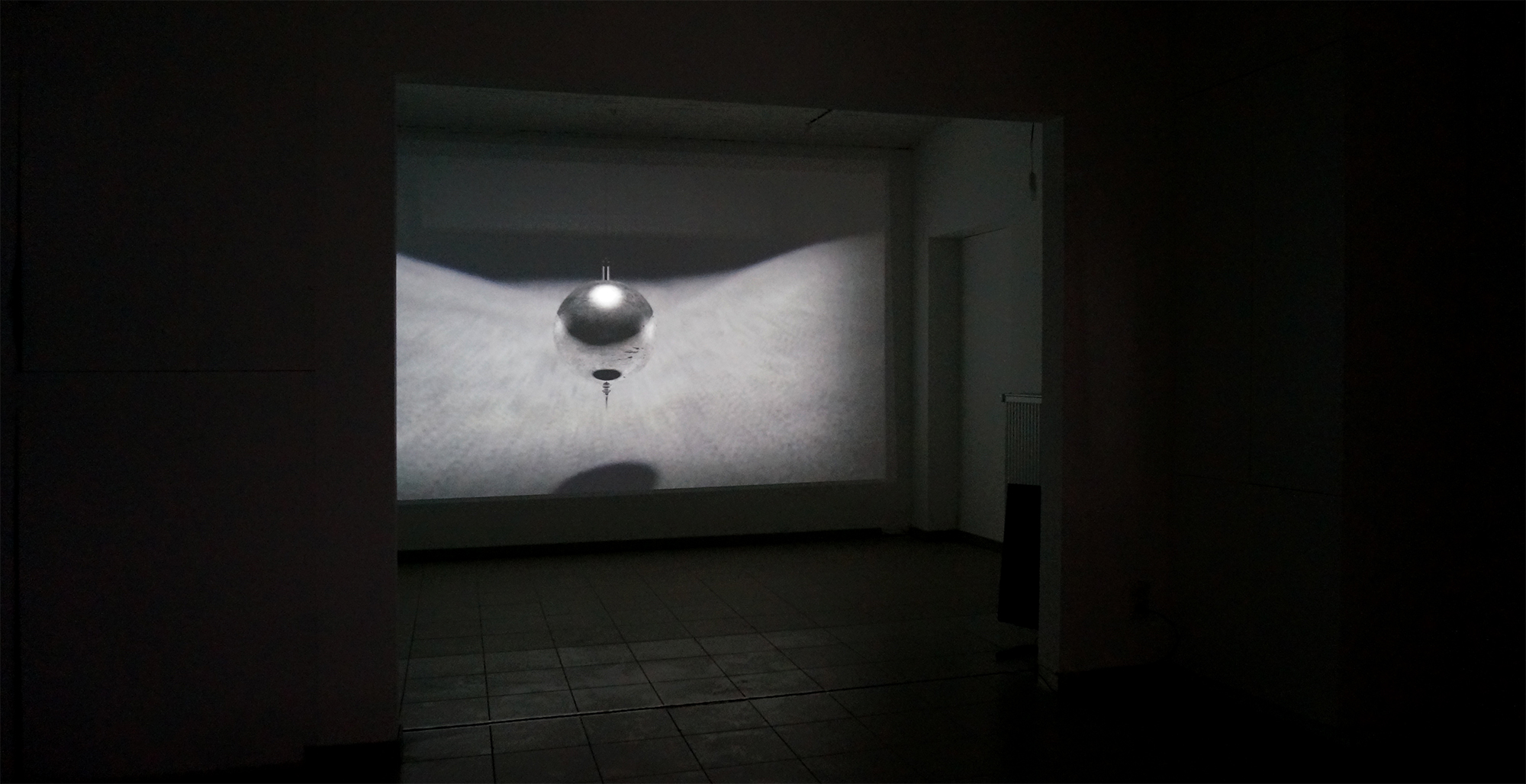 Inertia Alexandra Crouwers, 2014