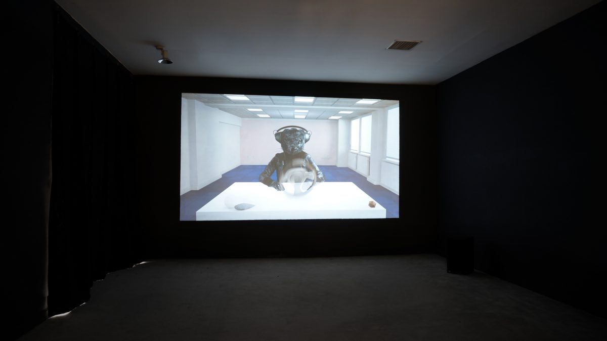 The Manual, installation view at D.ART, Mechelen, 2015