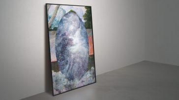 "Alexandra Crouwers, Galactic Ripple, 4K seamless loop, 2'00"", colour/silent, 2017"