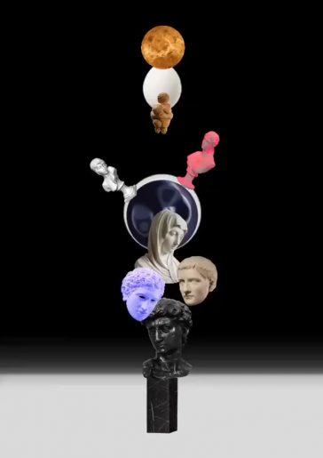 Miniature, emblemata, alexandra crouwers, videoloop, 2019
